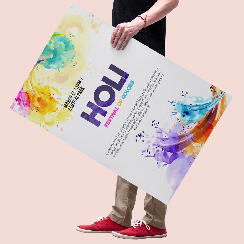 foam board printing service singapore